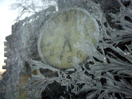 RECORD de temperaturi scăzute: Minus 26 de grade la Întorsursa Buzăului, noaptea trecută