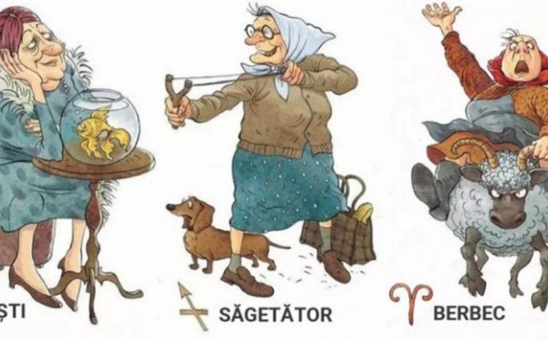 Află cum ești la bătrânețe în funcție de ZODIE