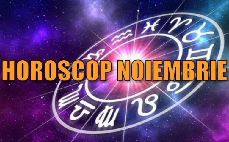 Horoscop NOIEMBRIE: Berbecii vor avea o perioadă productivă și stabilă