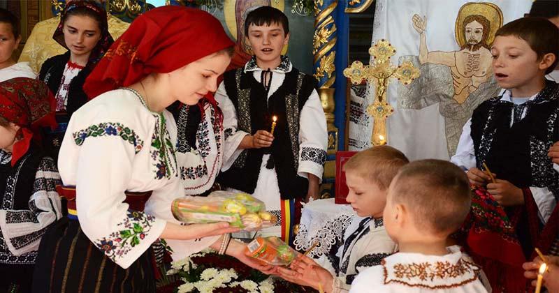 Ovideniile în tradiții și superstiții românești