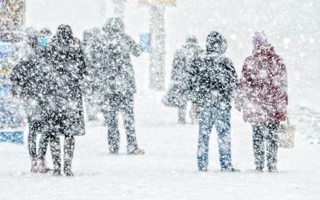 Vine iarna adevărată! Când loveşte valul de aer polar şi ce fenomene extreme ne aşteaptă