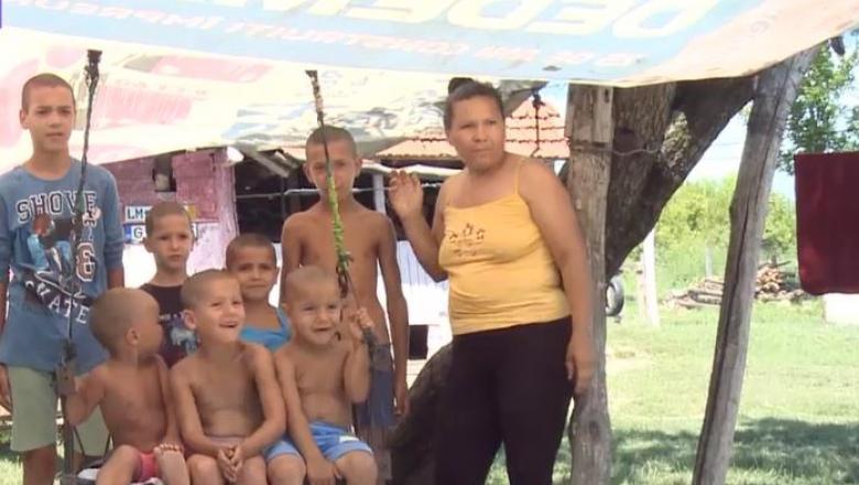 Satul din România cu doar opt copii – Cum moare un om, cum se închide o casă.
