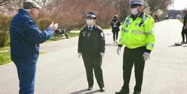 """Poliţia a răspuns la cea mai arzătoare întrebare: """"Poţi merge de Paşte în vizită la rude?"""""""