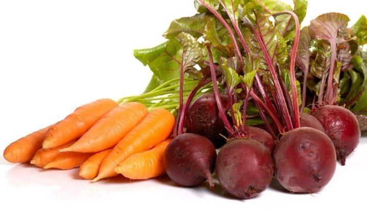 Cură cu sfeclă roșie și morcov – Combinația câştigătoare pentru tratarea acestor boli grave