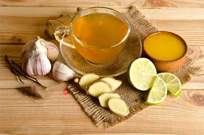 Mixtură din 5 ingrediente care va ajuta sa scapati rapid de răceală si gripa.